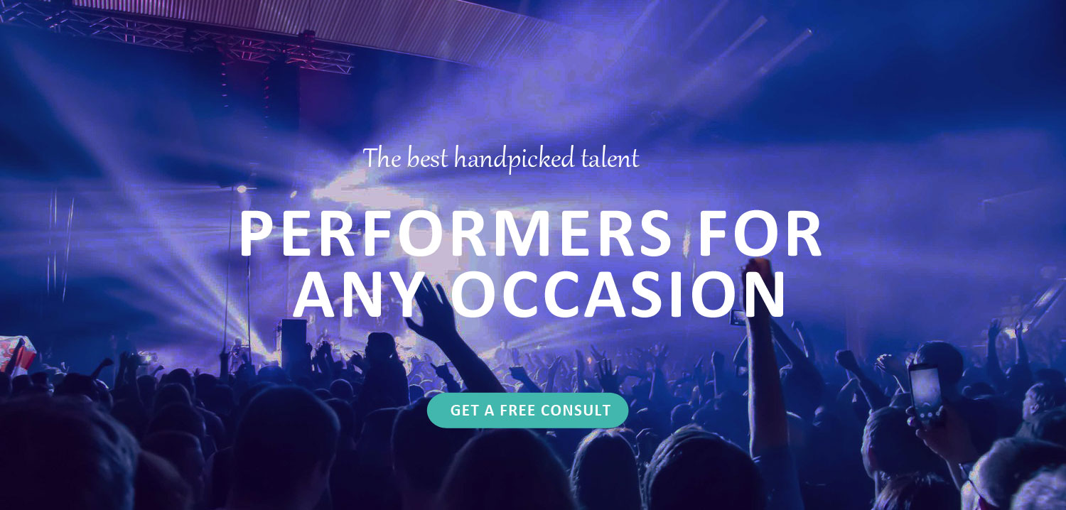 Performers For Any Occasion