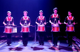 Red Thunder Drum Line