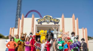 Gold Coast entertainment - Warner Bros Movie World
