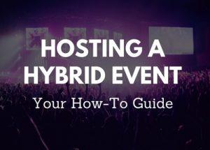 Hosting a Hybrid Event